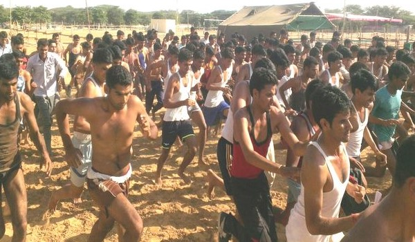 Narsinghpur  Army Rally, Indian Army Rally, Open Bharti Rally
