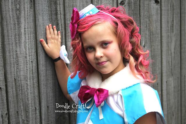 dress cosplay Pinkie pie