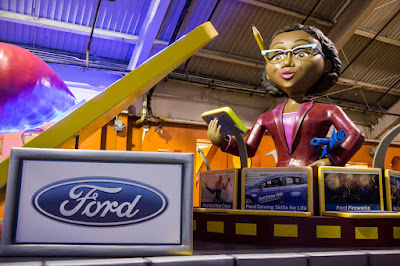 Ford Continues to Support Thanksgiving Day Parade