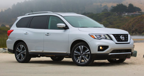2017 Nissan Pathfinder Review Design Release Date Price And Specs