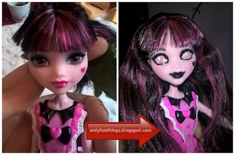 New Doll Faceups