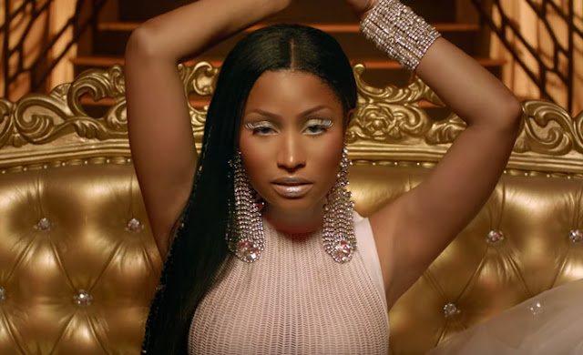 David Guetta Premieres 'Light My Body Up' Video ft. Nicki Minaj & Lil Wayne