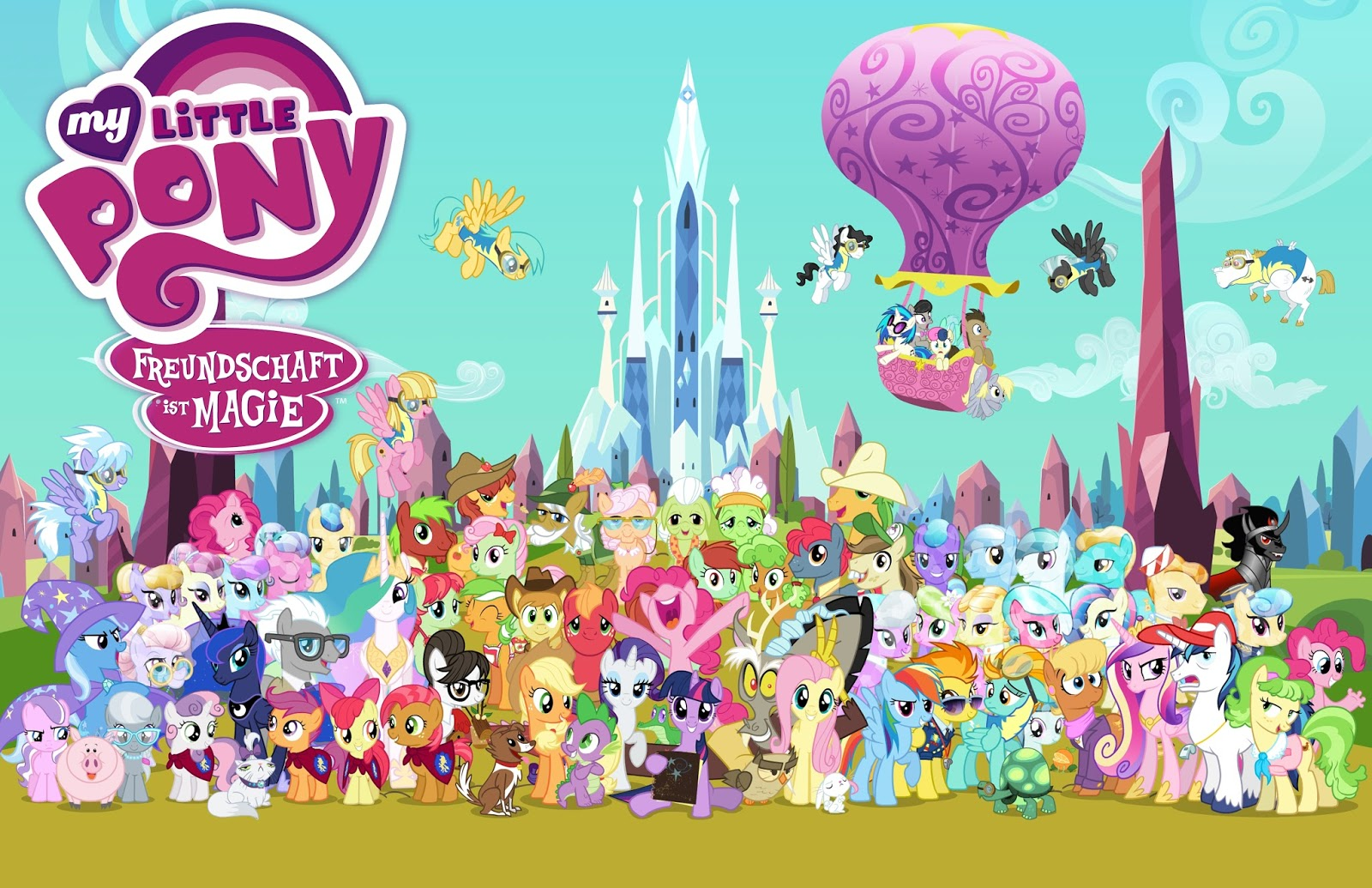 equestria daily mlp stuff an official season 3 poster
