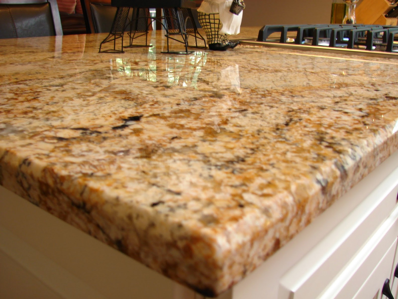 Solaris Granite Kitchen Countertop