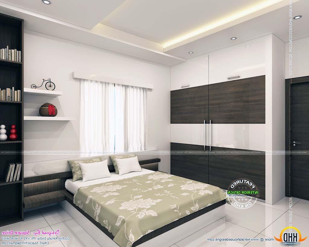 Design interior kamar minimalis - Model Desain Interior Kamar Tidur Yang Elegan Dan Cantik