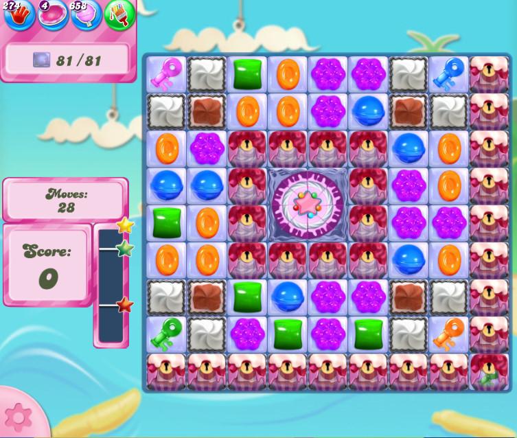 Candy Crush Saga level 2688