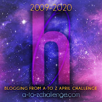 #AtoZChallenge 2020 Blogging from A to Z Challenge letter H