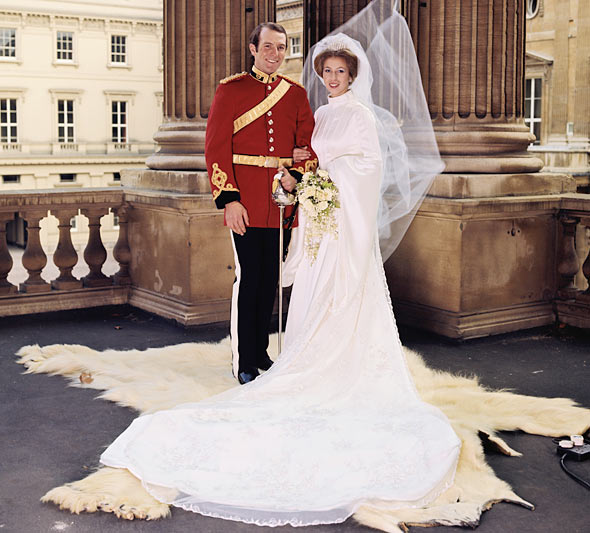 Queen Elizabeth Wedding Gown: Royal Wedding Gowns: A Look Back Through The Years!