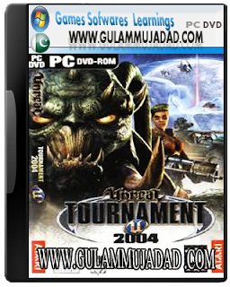 Unreal Tournament 2004 Highly Compressed Free Download PC game Full