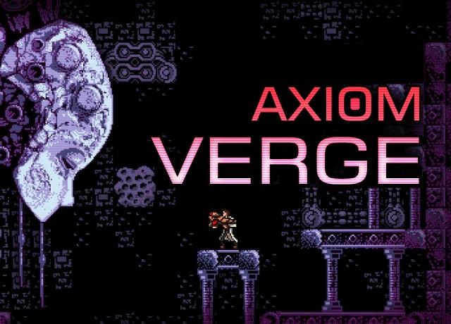 [Προσφορά από Epic]: Axiom Verge - Εντελώς δωρεάν ένα από τα καλύτερα metroidvania παιχνίδια