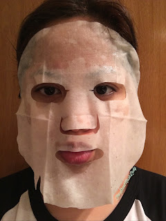 sheet mask, dearpacker