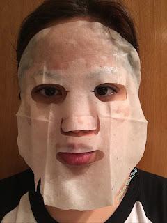 sheet mask, dearpacker