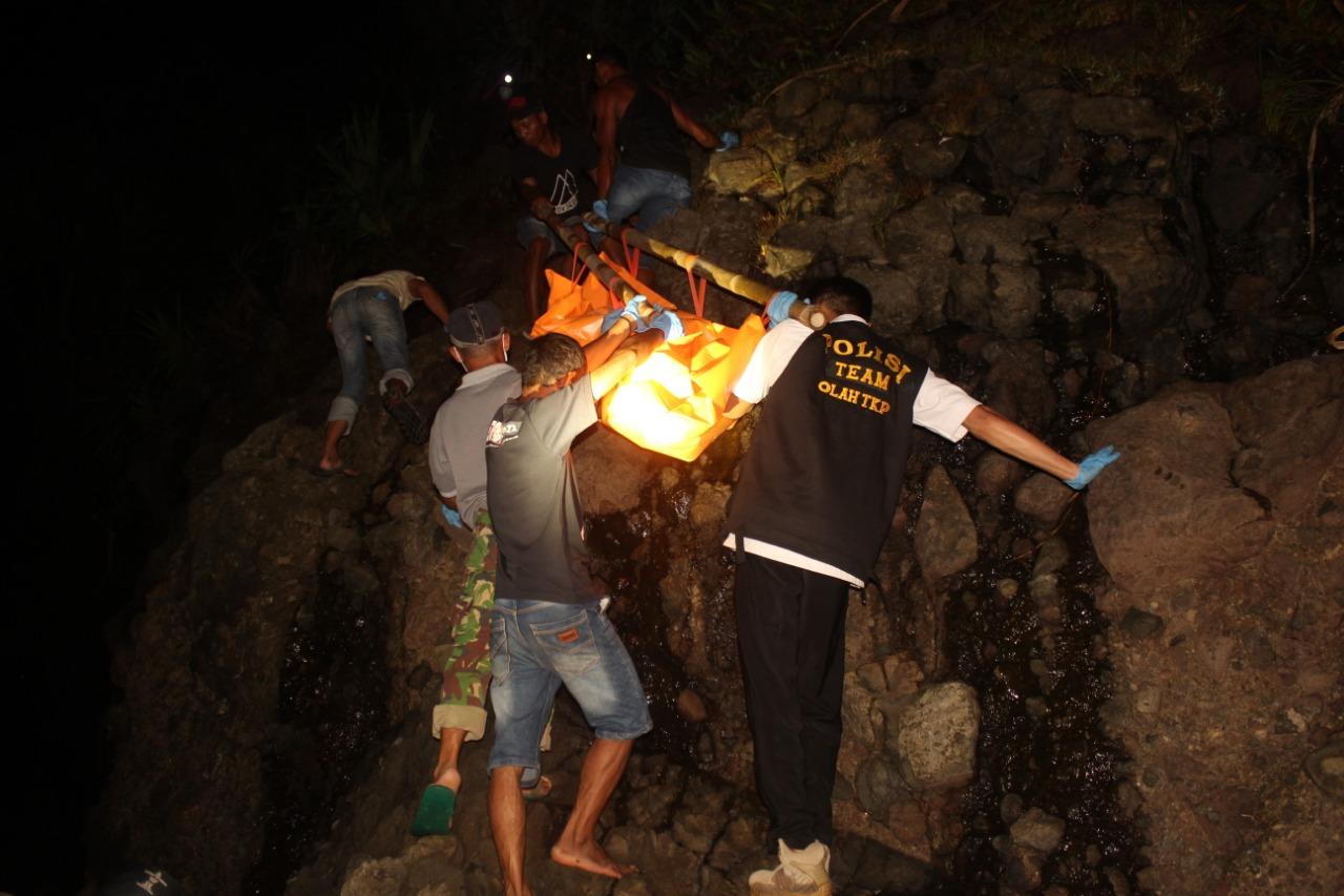 Mayat Tanpa Identitas Ditemukan di Blok Celeleng Karangbolong