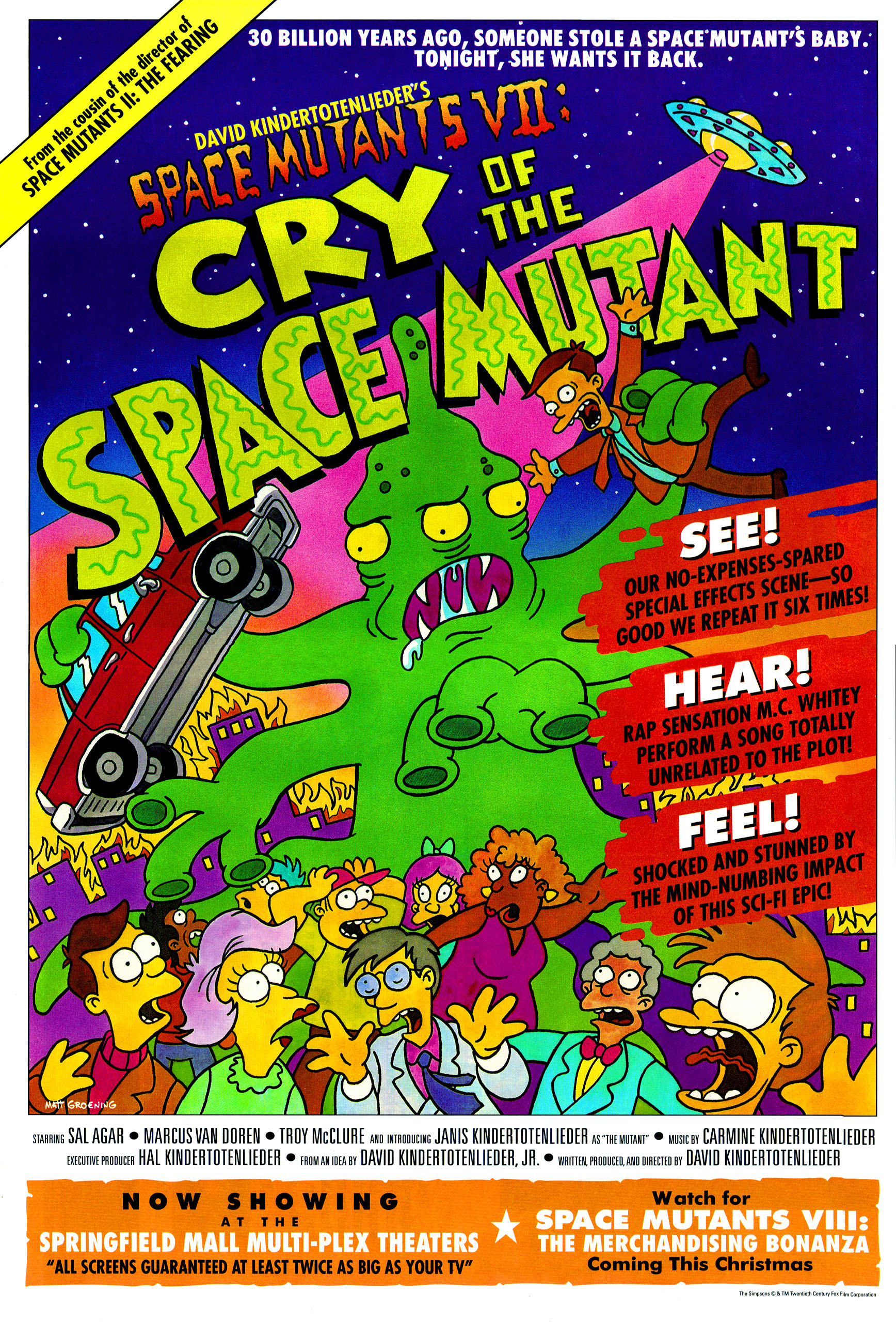 Read online Simpsons Illustrated (1991) comic -  Issue #2 - 22