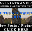 Astronomy trip to Southern Sweden 2016