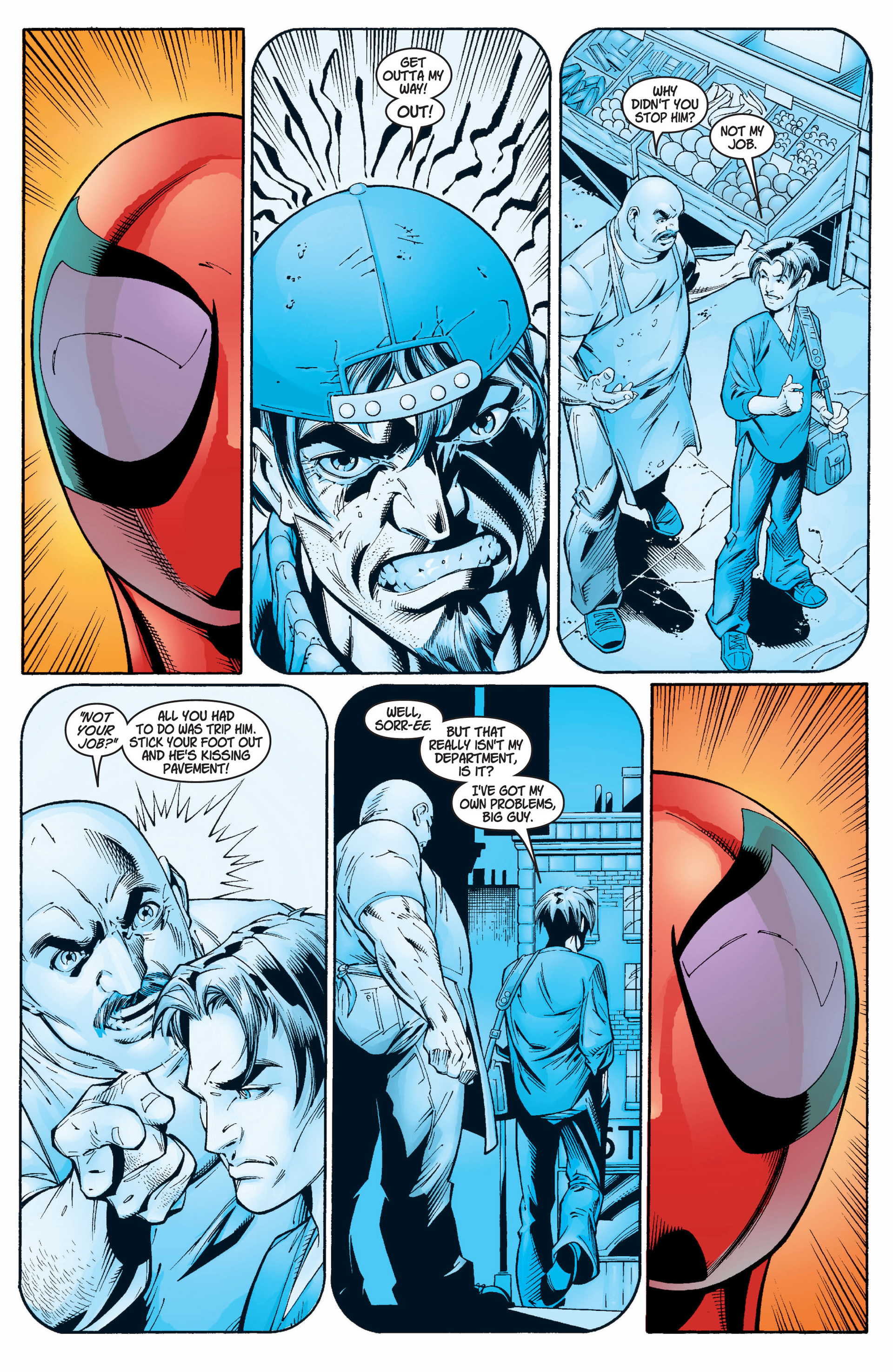 Spider-Man Character Study ― The Ultimate Essay RCO014