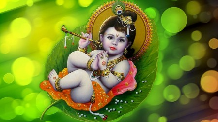 hd lord bal krishna