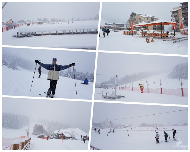 pistas esquí en Ax 3 Domaines