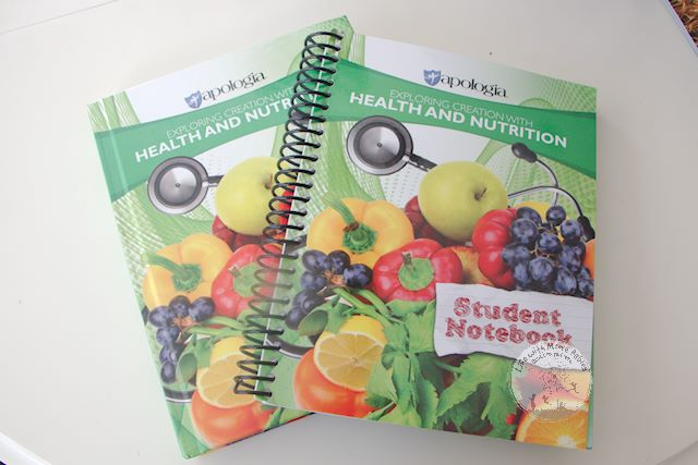 Health and Nutrition Curriculum for Homeschool