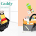 $7.96 (Reg. $19.90) + Free Ship Baby Diaper Storage Caddy!
