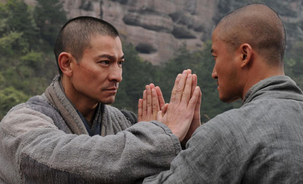 Review: SHAOLIN 新少林寺 (2011)