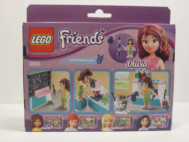 lego friends science lab instructions