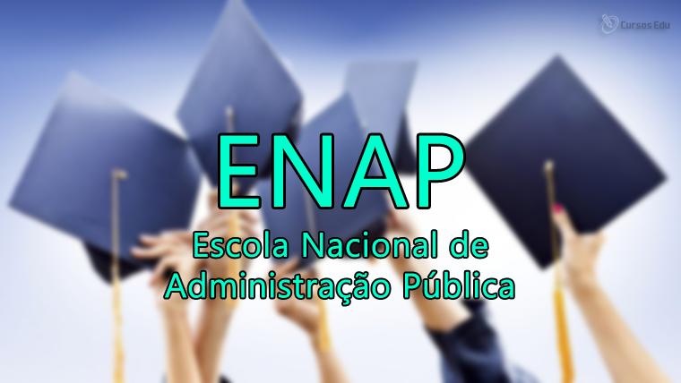 ENAP disponibiliza vários cursos online gratuitos