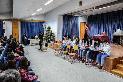 Εορταστικές εκδηλώσεις του Γραφείου Νεότητας της Ι.Μ. Κίτρους