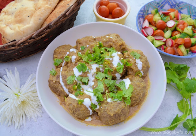 Lamb Kofta Curry Recipe
