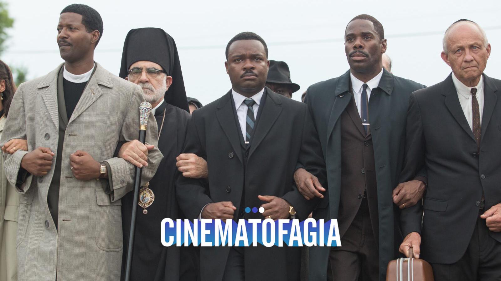 """Indicado a apenas dois Oscars, """"Selma"""" marcou o início da reforma racial dentro da premiação"""