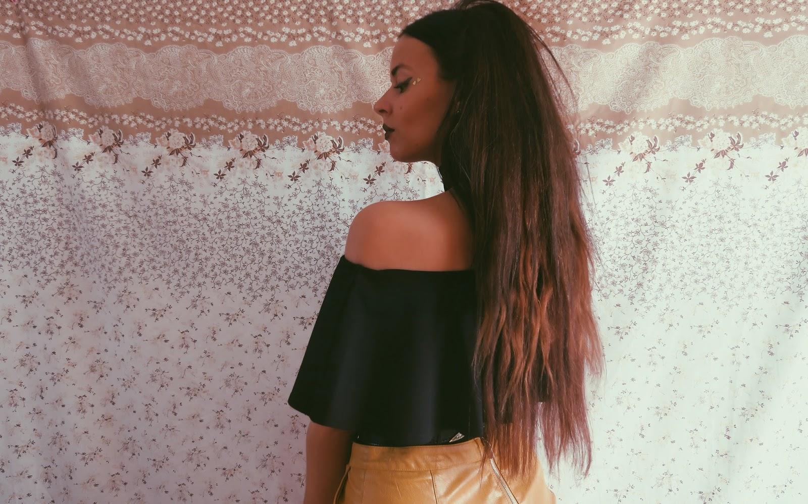 british fashion blogger brown hair