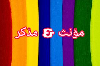 Kosakata Bahasa Arab Tentang Warna