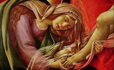 Οι Λυγμοί της Πόρνης και του Πατέρα τα Δάκρυα (Το βράδυ της Μ. Τρίτης)