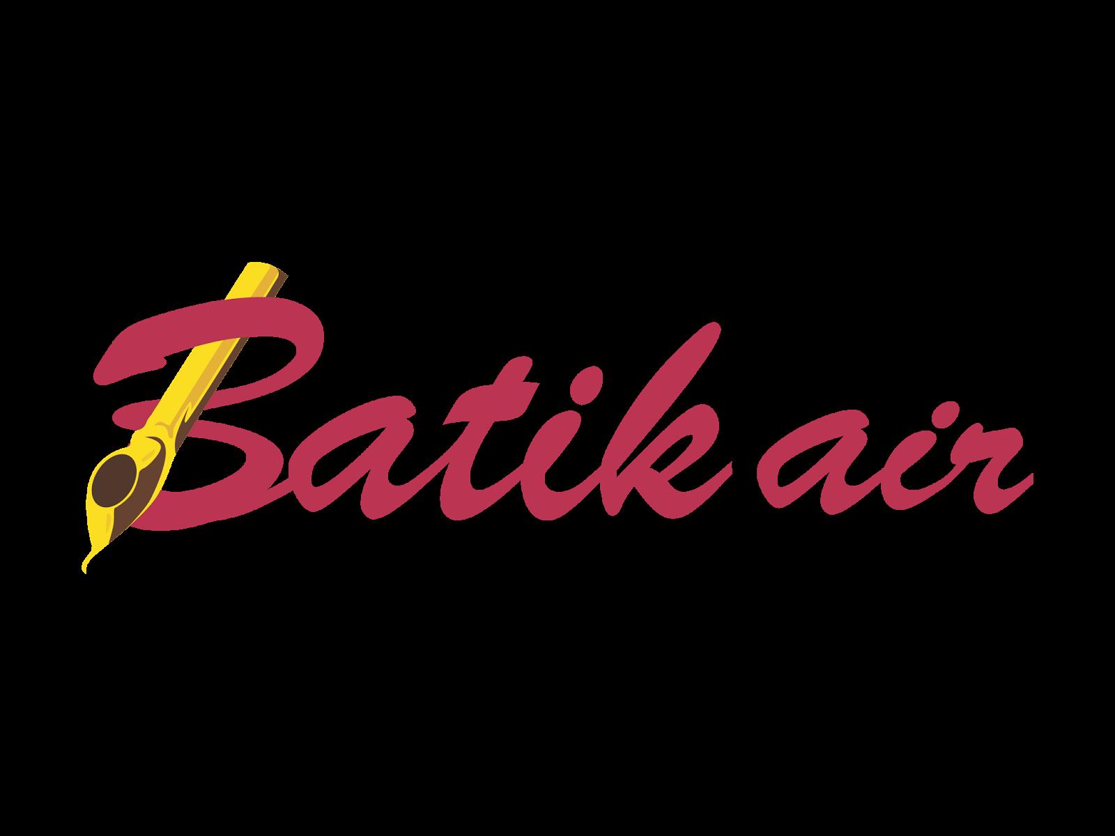 Logo Batik Air Vector Cdr Png Hd Tempat Download Gambar