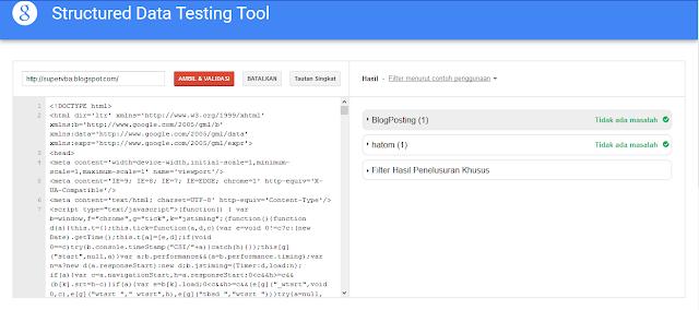 data testing