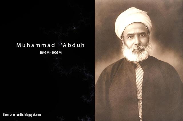 Ide dan pemikiran pembaharuan Muhammad abduh