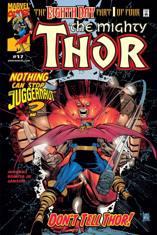 Thor (1998) Issue #17 #18 - English 1