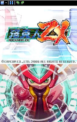 【NDS】洛克人ZX中文版(Rockman ZX),首次出現可操控女主角系列作!