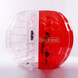Soccer Bubble For Sale, Inflatable Zone