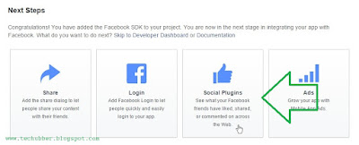 facebook social plugins next steps