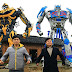 You Would Never Guess These Giant Transformers Are Build From Junk Cars