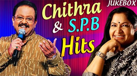 S.P.B & Chithra Super Hit Songs Collection | Romantic Tamil Hit Songs Jukebox