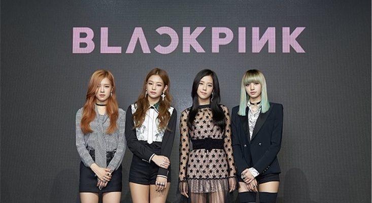 girlband blackpink