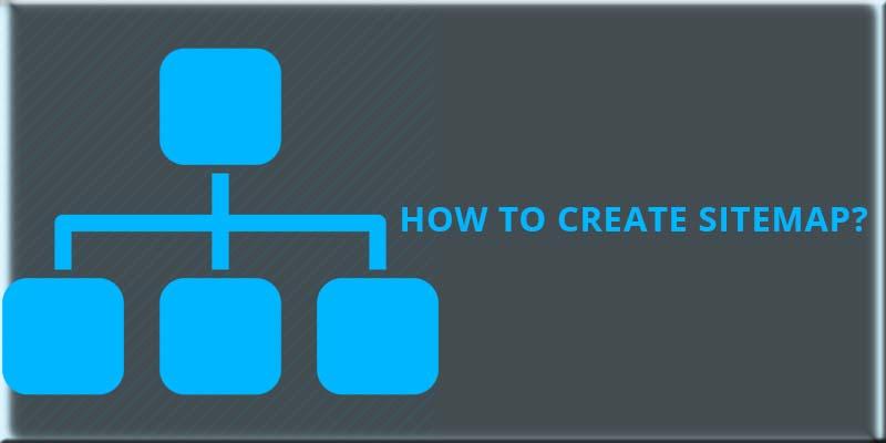 build or generate sitemap