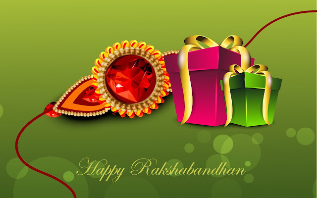 Happy Raksha Bandhan HD Wallpaper