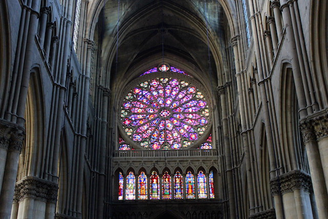 Cathedral of Reims, France