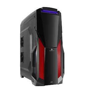 Zebronics announces the launch of Gaming Cabinet H2 for Rs. 2700/-