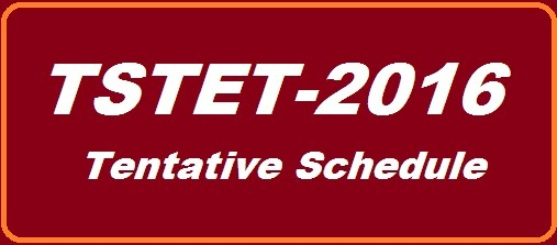 TSTET 2016 notification schedule| Tentative Schedule of TS /Telangana TSTET|TSTET 2016 information| Online Application Submission and download hall-tickets| TSTET Notification Tentative Schedule http://www.paatashaala.in/2016/02/tstelangana-tstet-notification-2016-tentative-schedule-apply-online.html