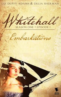 Review: Embarkations by Liz Duffy Adams & Delia Sherman