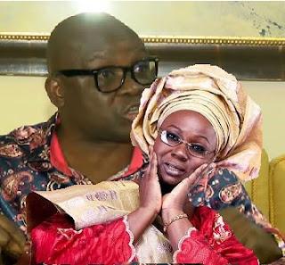 How Ekiti Governor's Wife, Feyisetan Fayose Got Own Share Of N100m Dasuki 'Cake', Incurs EFCC's Wrath